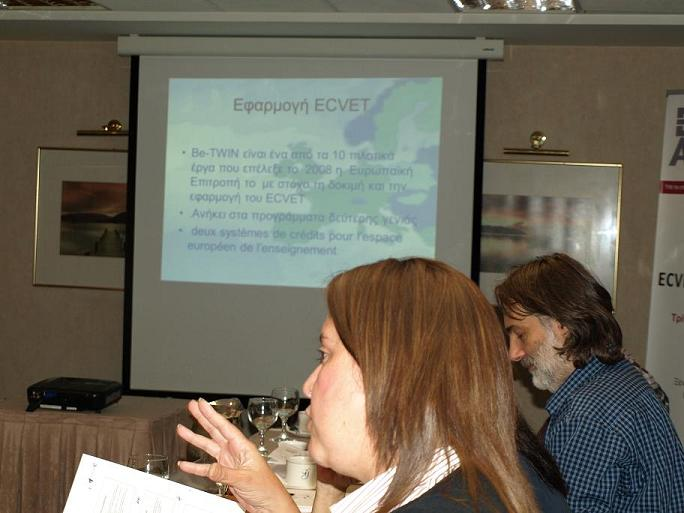 ECVET Workshop EIEAD 10